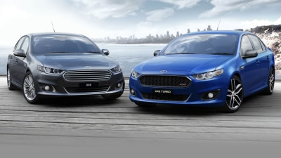 2015 Ford Falcon: Price And Features For FGX Sedan Range