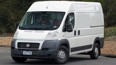 2013 Fiat Ducato MWB Mid Roof Automatic Review