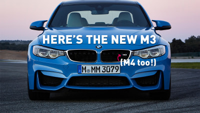 NEW BMW M4 And M3 Features And Specs Revealed, Oz Debut Mid-2014