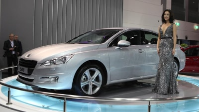 Peugeot 508 Launched At Australian International Motor Show