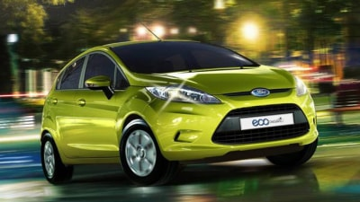2010 Ford Fiesta ECOnetic Review