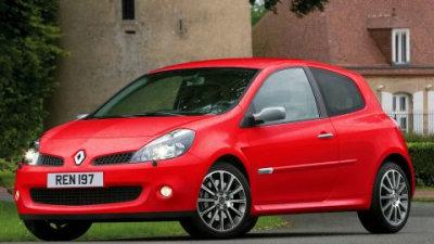 Renault Extends Clio RenaultSport 197 Luxury Pack To UK Buyers
