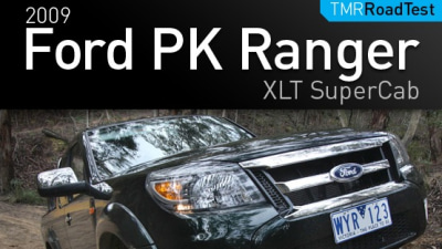 2009 Ford PK Ranger XLT SuperCab Road Test Review