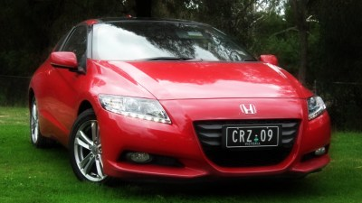 Honda CR-Z Luxury Automatic Review