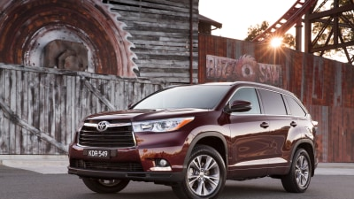 2017 Toyota Kluger GXL she says, he says review