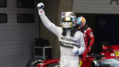 2014 Chinese F1 GP: Hamilton Completes Hat-Trick With Shanghai Win