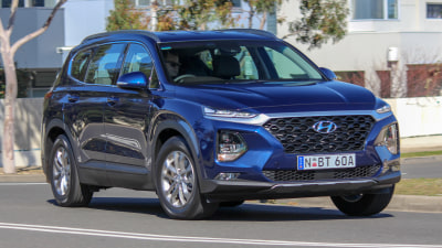 Hyundai Santa Fe Active 2018 Review