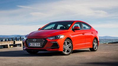 2017 Hyundai Elantra SR Turbo - Price And Features For Australia