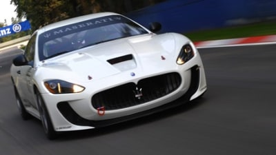 Maserati GranTurismo MC Corse Revealed