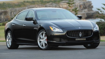 Maserati Quattroporte And Ghibli Recalled For Fuel Leak