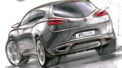 Alfa Romeo Stelvio To Debut As High Performance SUV