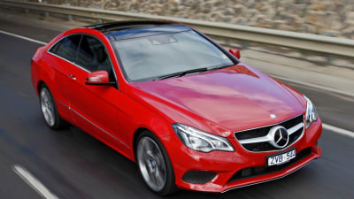 2013 Mercedes-Benz E-Class Coupe And Cabriolet Review