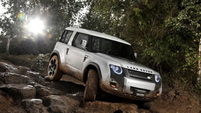 New Land Rover Defender won't be a retro re-make
