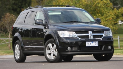 Dodge Journey SXT V6 Review