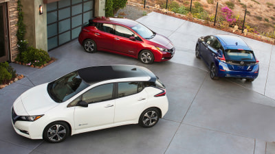 Nissan: EVs can do more than just drive