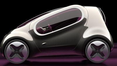 Kia Pop EV Concept Reveals Its Insides
