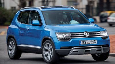 Volkswagen Taigun Due In 2016: Report