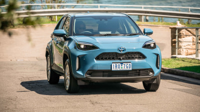 2021 Toyota Yaris Cross GXL hybrid review