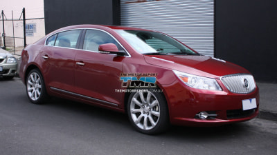 Buick Lacrosse Spied In Australia, Commodore To Switch To Epsilon II Platform?