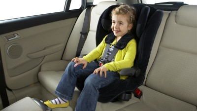 Holden Announces 'Buckle Up Kids' Child Restraint Checking Program For Victoria