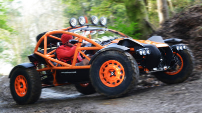 Ariel Nomad Gets 216kW Supercharged Engine Option