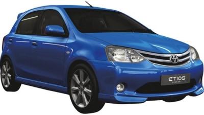 Toyota Etios Concept Revealed At Delhi Auto Expo