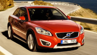 Volvo Aiming Next-Generation C30 At Volkswagen's Golf: Report