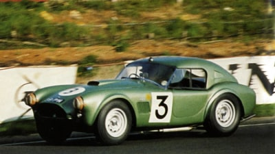 Iconic British sports car revived as an electric vehicle