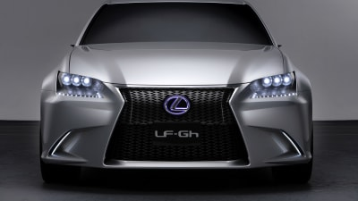 Lexus Coupe Under Consideration: Report
