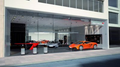 McLaren Dealership To Open In Sydney, One Of 35 Cities Worldwide