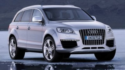Audi Q7 V12 TDI Final Specifications Released