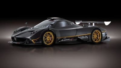 Pagani Zonda R Official Images And Details