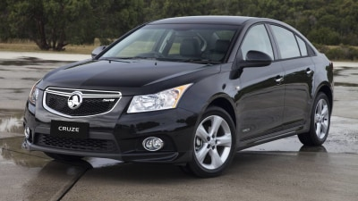 2011 Holden Cruze SRi-V iTi Review