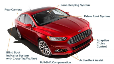 Ford Survey Shows Drivers Give Thumbs-up To Awareness Technologies