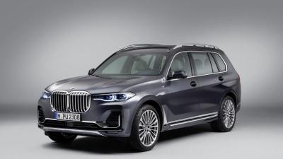 BMW X7 revealed