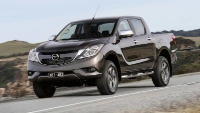 Mazda BT-50 Recalled Over Possible Fire Risk
