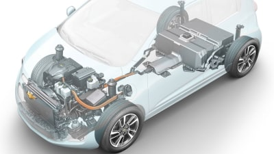 Chevrolet Spark EV Will Deliver More Power Than Petrol Sibling