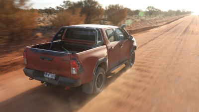 Toyota won't fix faulty Hilux