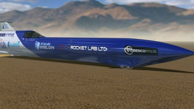 Aussie Invader 5R Pilot Rosco McGlashan Heading To AIMS