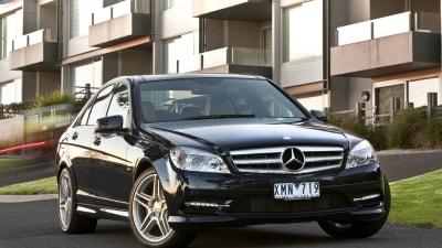 2010 Mercedes-Benz C-Class Range Updated