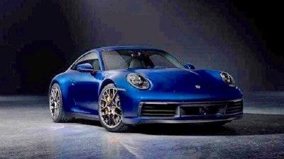 Porsche's new 911 leaks online ahead of big reveal
