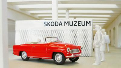 Skoda To Open Renovated Museum In December