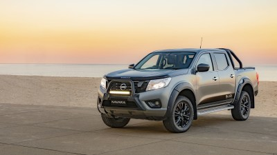 Nissan Navara Black Edition 2018 Review