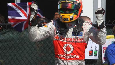 2012 Canada F1 GP: Hamilton Seventh Winner From Seven Races
