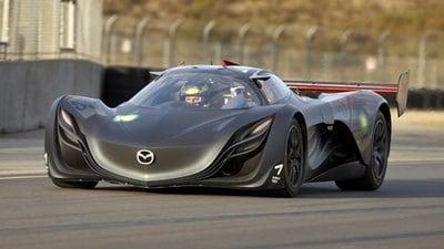 Mazda Furai Concept leaked images