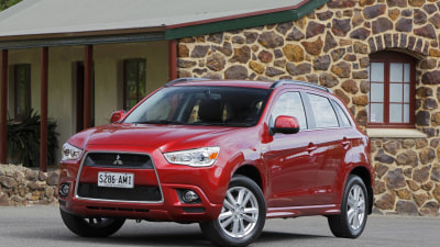 Mitsubishi Launches 30th Anniversary Models