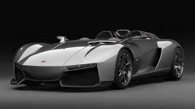 Rezvani Beast: Atom-Based Performance Roadster Revealed