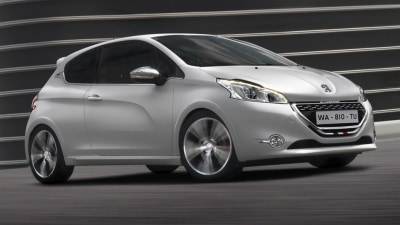 Peugeot 208 GTi Revealed Ahead Of 2013 Australian Launch