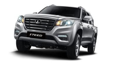 Great Wall Steed Coming To Australia - A Wingle By Any Other Name