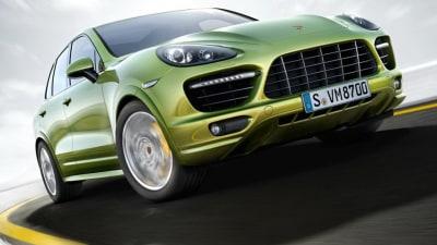 Cayenne GTS On Sale In Australia